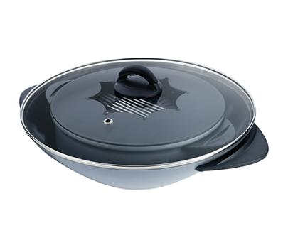 Tefal wok fondue compact wk302013 wk302013 for Appareil cuisson tefal